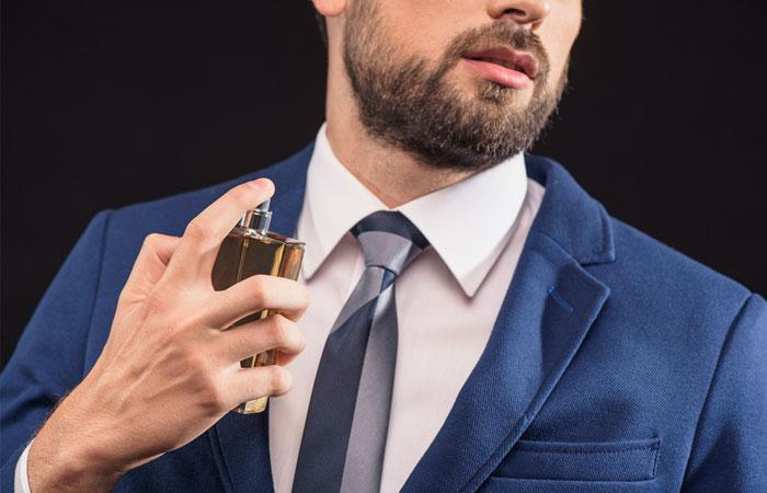 Metrosexual male grooming