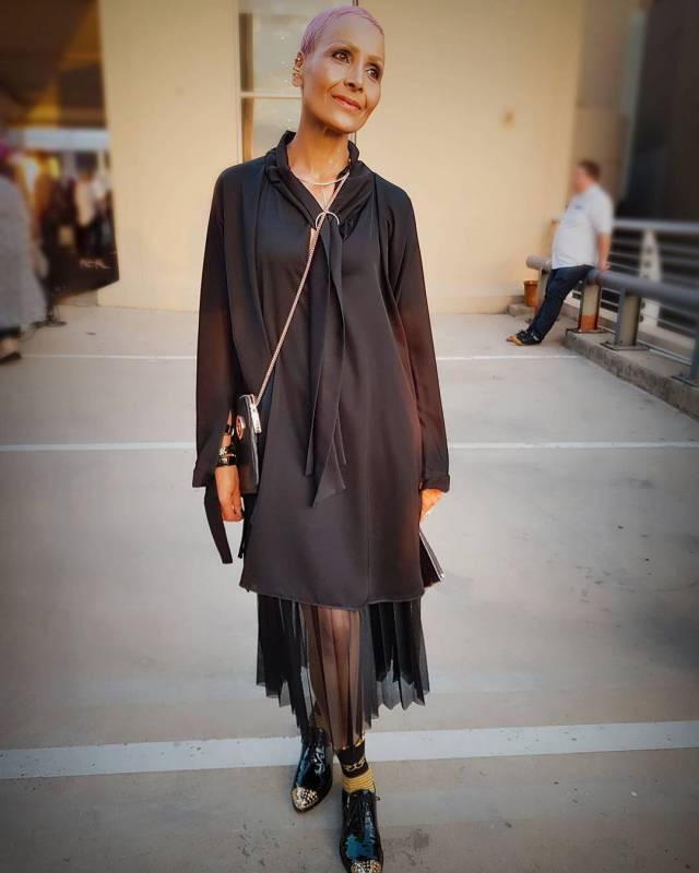 Age Is Nothing But A Number | Fashion guru maverick Yasmin Furmie lysa africa magazine
