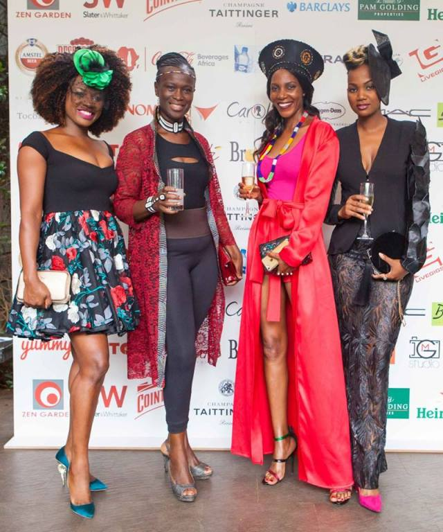 Fashion High Tea 2018 Nairobi Zen Garden Lysa Africa