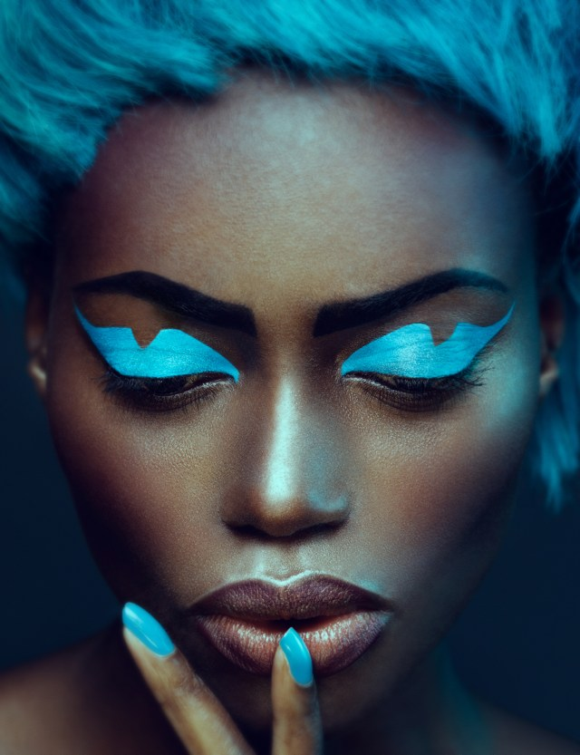 6 Cool Festival Makeup And Hair Looks Lysa Africa Magazine