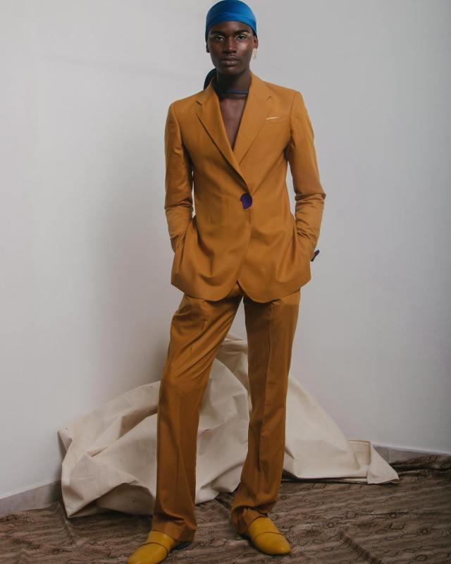 No Gender Lines Needed | Nigerian Menswear Brand Orange Culture by Adebayo Oke-Lawal Lysa Africa Magazine