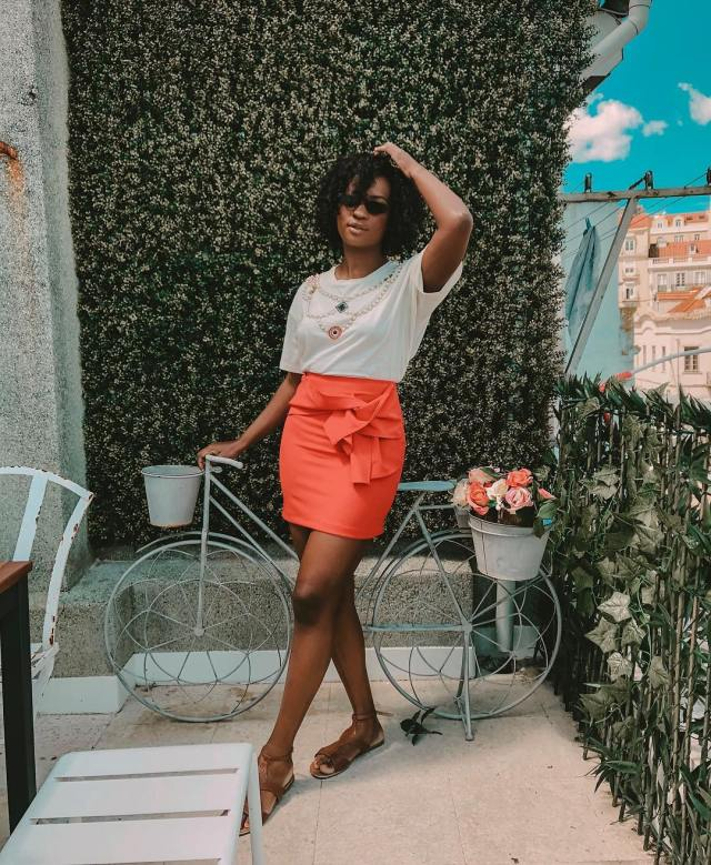 Kenyan Fashion Blogger And Influencer Silvia Njoki of Style By Silvia Lysa Africa Magazine