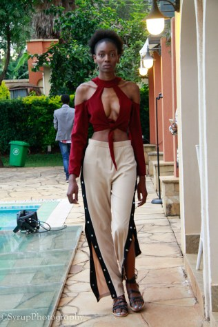 New Kid On The Block | Kenyan Fashion Blogger And Designer Saucy Flair Lysa Africa Magazine Tiffany Kendi Kirimi