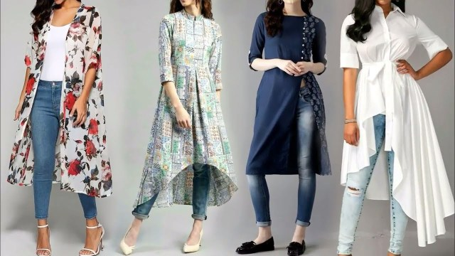 Dresses Over Jeans | No Need To Pick One Anymore Lysa Africa Magazine