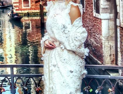 Style Profile | Glam Ma' Stylish Serbian Grandmother Zaklina Berrido Pisano Lysa Africa Magazine