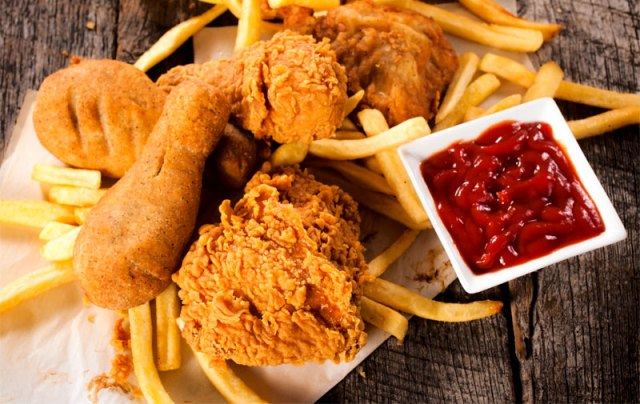 Healthy Skin Diet | The Best And Worst Foods For Your Skin Lysa Africa Magazine Fried Foods