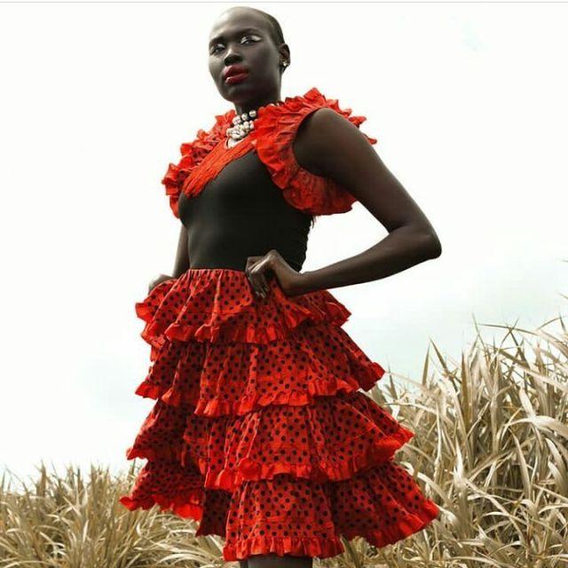 The Art Of Beauty   Makeup Art by Sinitta Akello Nairobi Kenyan Makeup Artist Lysa Africa Magazine