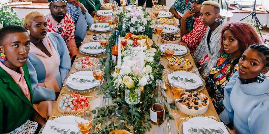 Mzukisi's Banquet | Celebrating Afro- Centrism