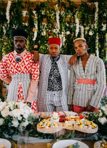 Mzukisi's Banquet | Celebrating Afro- Centrism Lysa Africa Magazine Marie Antoinette The Algorithm