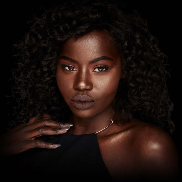 Friendly Makeup Brands For Women Of Color Black Women Makeup Products Lysa Africa Magazine NYX Lip Lingerie