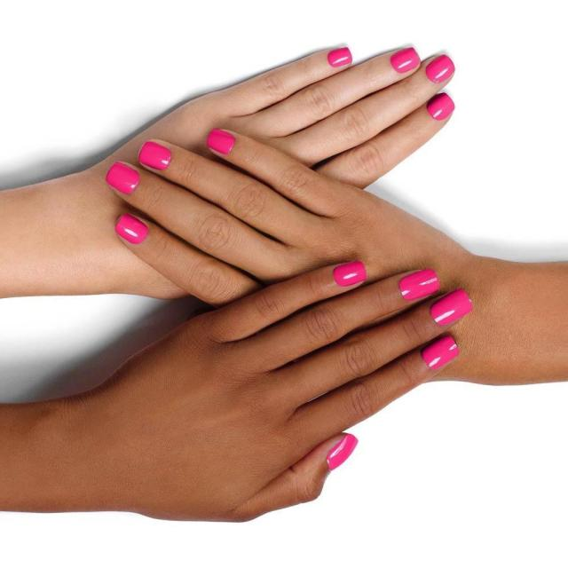 What Does Your Nail Polish Color Say About You? Lysa Magazine Pink Nail Polish