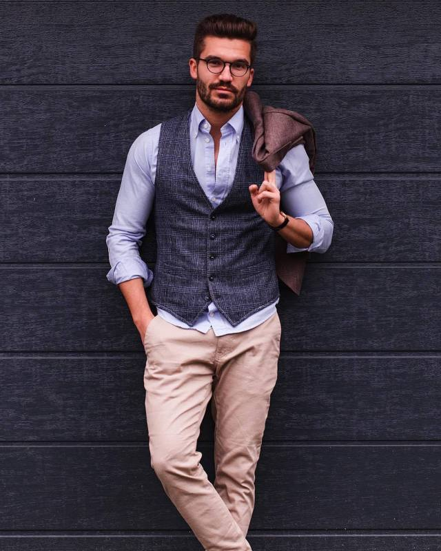 The Business Casual Man | Hello Casual Fridays! Lysa Africa Magazine Casual Professional Work Attire