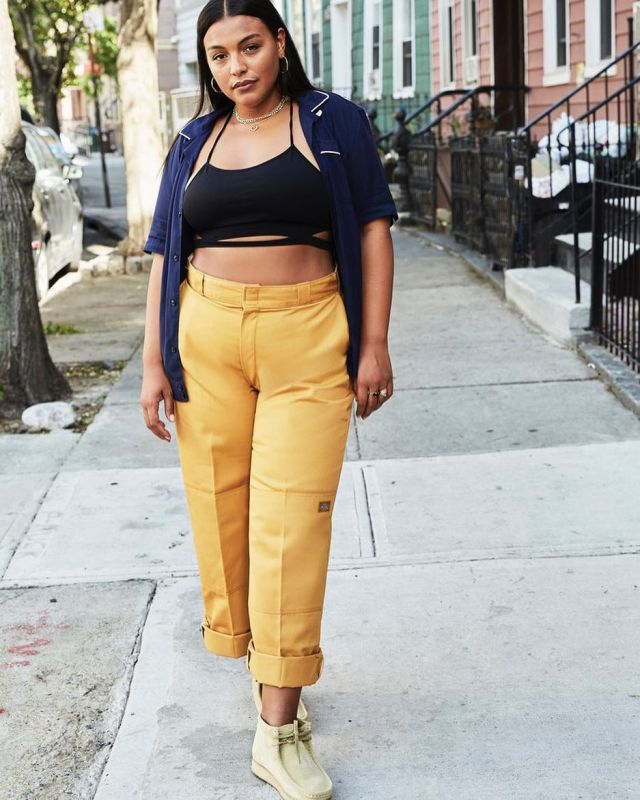This Is Me And I'm Not Editing It For Your Benefit | Paloma Elsesser Plus Size Model Lysa Africa Magazine