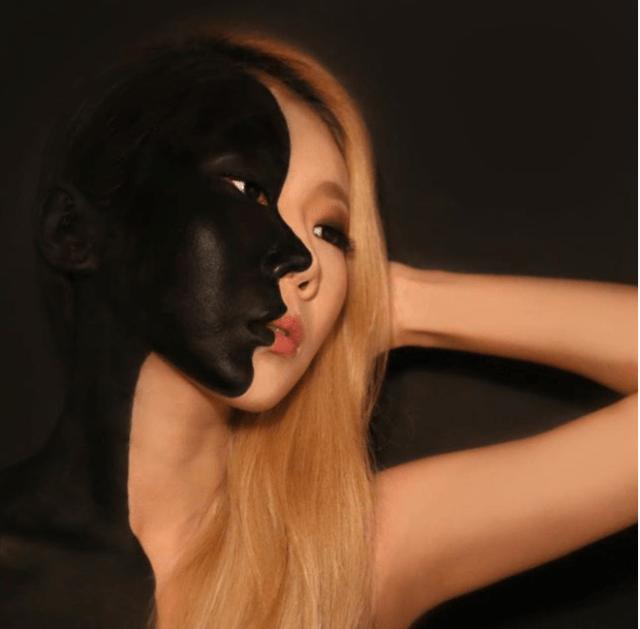 Optical Illusions | Makeup Artists Taking Their Work To The Next Level - Lysa Magazine Dain Yoon