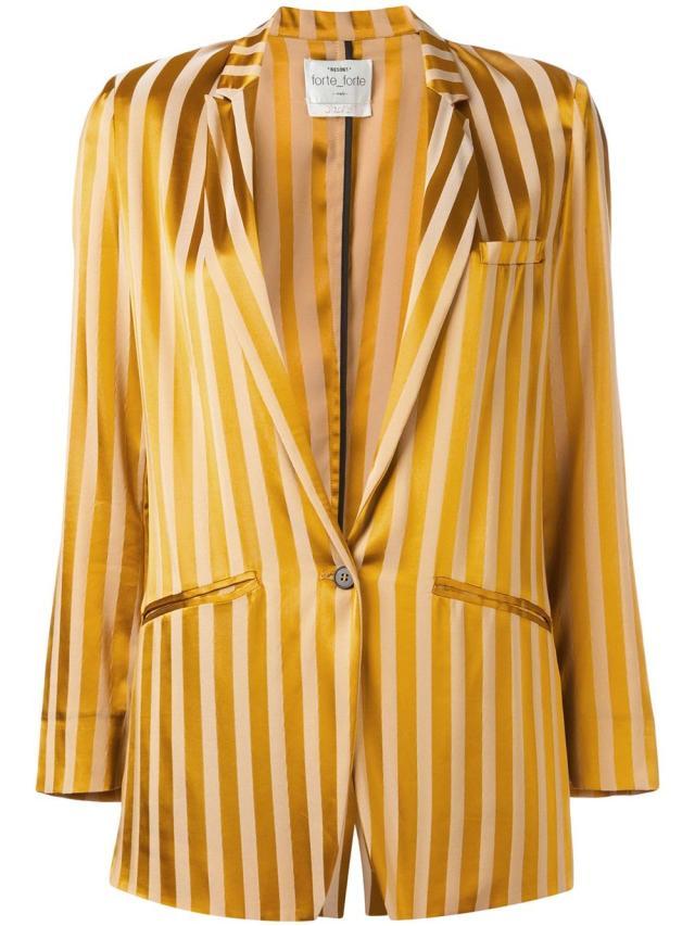 5 Blazers To Up Your Style Game - Lysa Magazine Womens Blazers Striped blazers