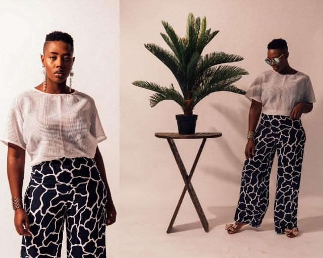 Made in Kenya | Itikadi Resort Collection 2018 - Lysa Magazine palazzo pants