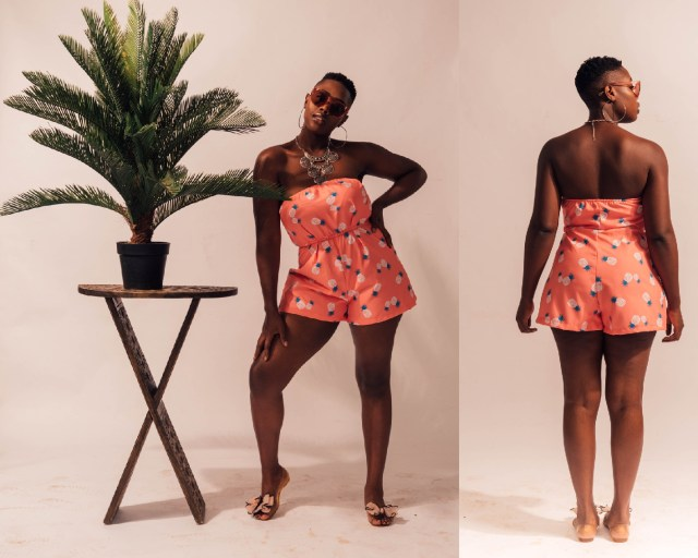 Made in Kenya | Itikadi Resort Collection 2018 - Lysa Magazine romper
