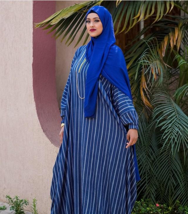 Bambiface | Makeup Artists With Modesty Clothing Collection - Lysa Magazine Malab Collection Bambiwear Caleb Okumu Kenyan photographer hijab fashion scarfs malab collection
