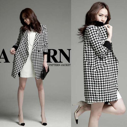 5 Blazers To Up Your Style Game - Lysa Magazine houndstooth blazer womens blazers