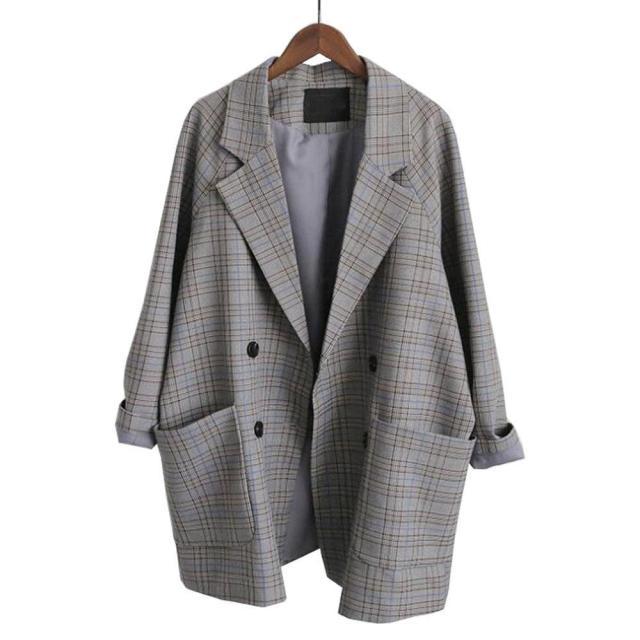5 Blazers To Up Your Style Game - Lysa Magazine Womens Blazers Plaid blazers