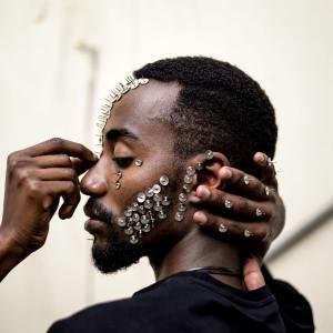 Creative Profile | 'My Fingers Just' Making You Eat It - Lysa Magazine Wahiu Kenyan creative Kenyan model Made In Kenya Editorial
