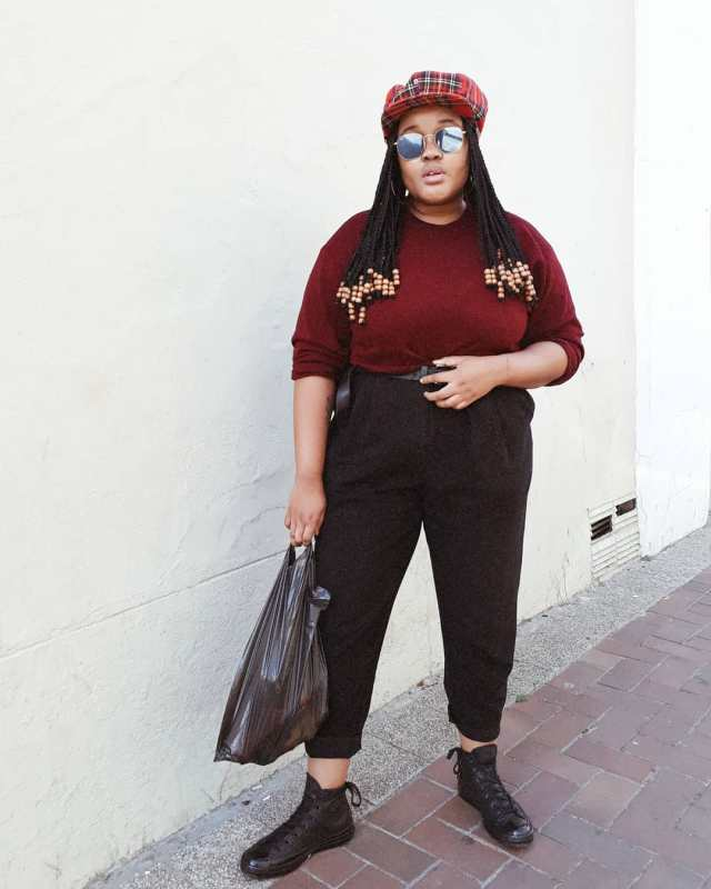 Style Profile   Palesa Serving Looks & Creativity Of Young Women Of Colour Lysa Magazine The Mzansi Moodboard