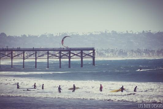 tourmaline crystal pier surfers san diego