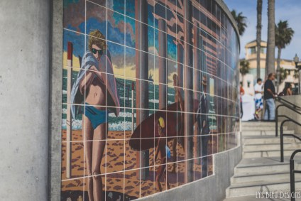 huntington beach california mural