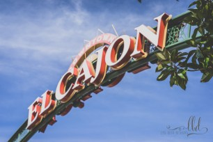 el cajon neon sign, el cajon, downtown el cajon, san diego neon signs, san diego neighborhoods, san diego photos, urban photography