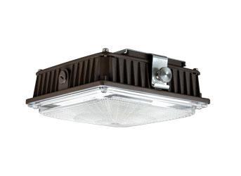 LED Canopy Light Fixture 40W 5000K