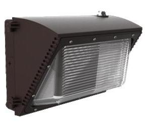 85W LED Wallpack W/Photocell 5000K