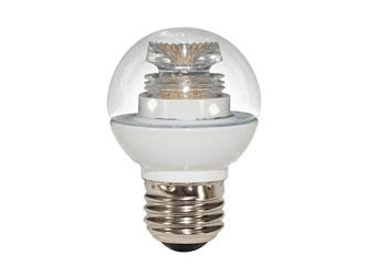 LED 8W G25 Globe PK/8