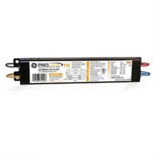GE Lighting GE296HO-MVPS-N Electronic Ballast