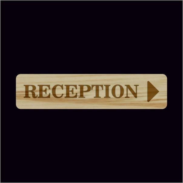 ξύλινη επιγραφή σήμανσης επαγγελματικών χώρων