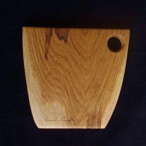 ξύλινο πλατό σερβιρίσματος