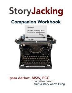 StoryJacking Companion Workbook Cover