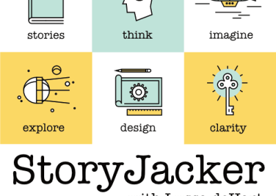 Challenging Your Business Stories with Story Bistro (SJ 7)