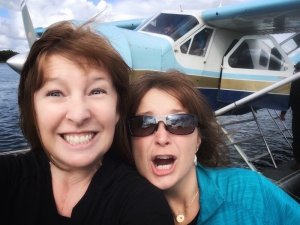 Lyssa and Michele 2014 Alaska