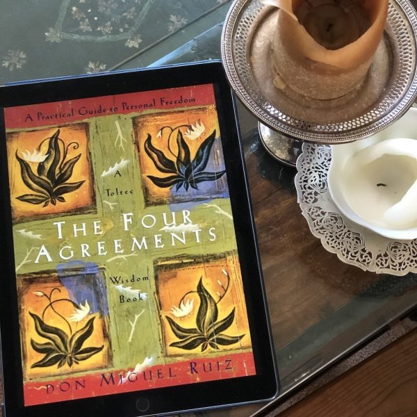 5 Books that Will Help You Rock Relationships – Book Two: The Four Agreements