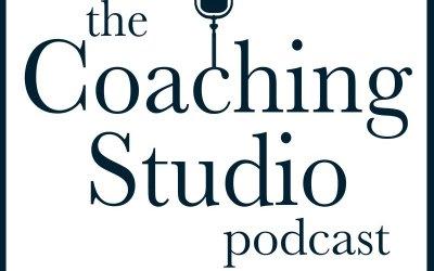 the Coaching Studio – Season 1   episode 4 – Guest Cynthia Loy Darst, MFA, MCC