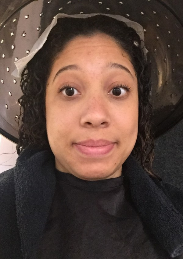 My DevaCurl Haircut Experience