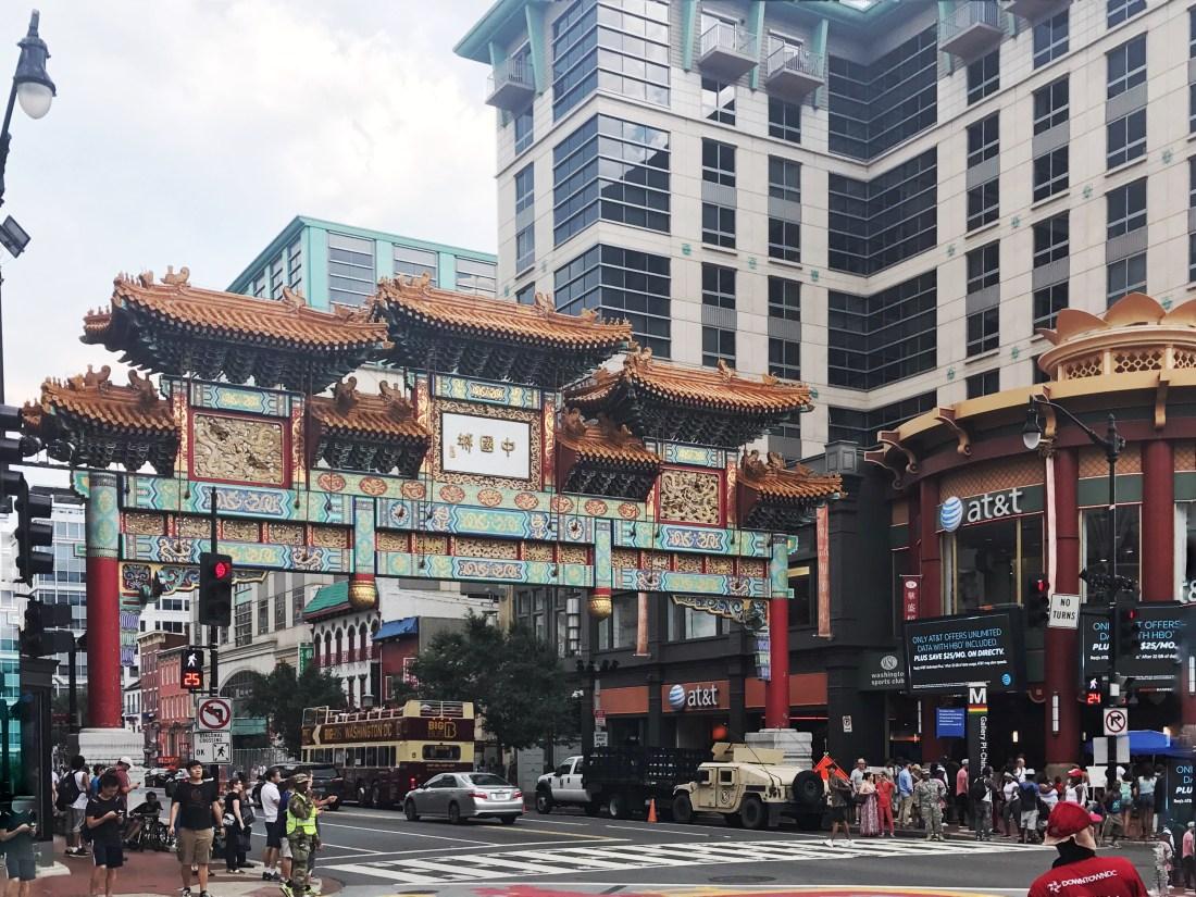 D.C Chinatown