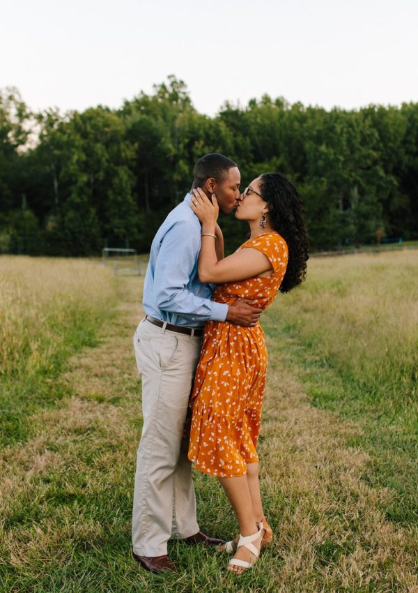 Wedding Update: Engagement Pictures & Save The Dates