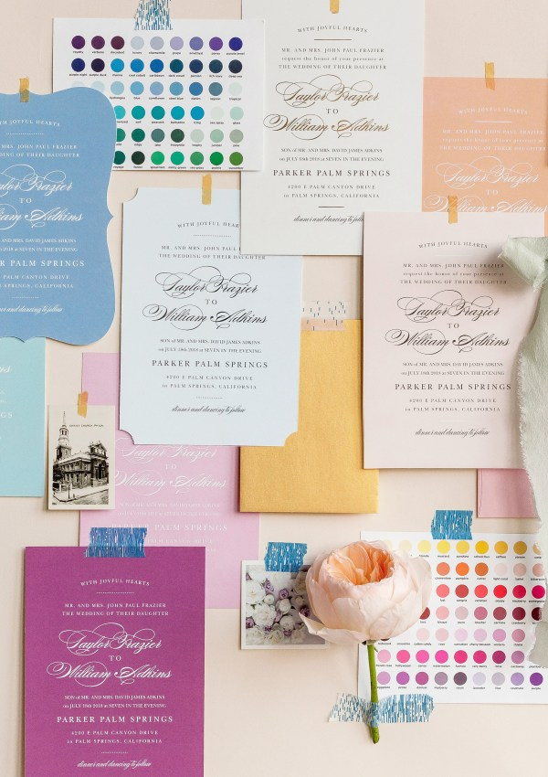 Wedding Invitation Samples – The Next Step in Wedding Planning