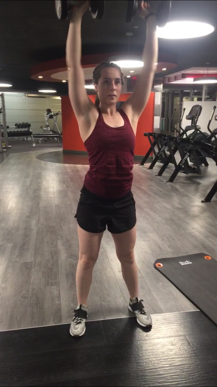 Full Body Minimal Equipment Workout Lyssy In The City