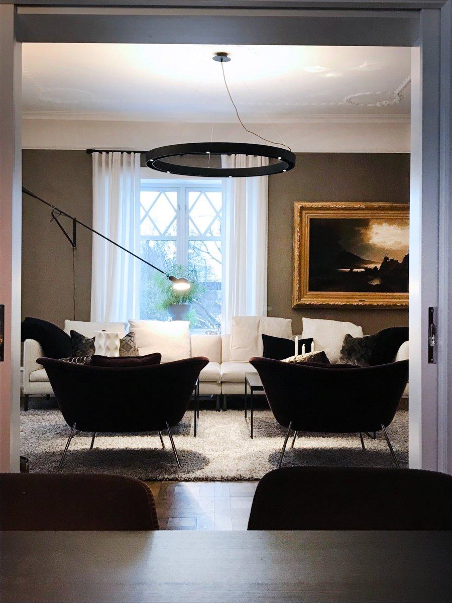 Moderne Lysekroner Og Belysning Til Townhouse I Oslo Lys Til Ditt Hus