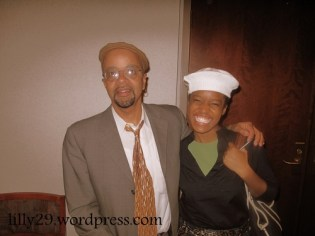 Lilly and James McBride