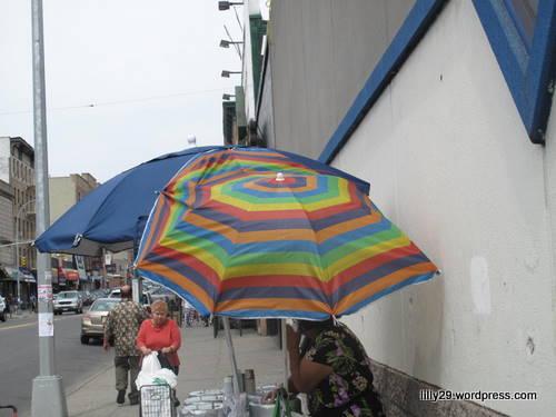 Wide Umbrella