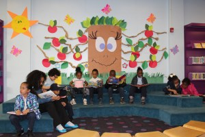 Literacy Club at the Library