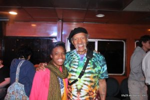 Lily & Charles Neville